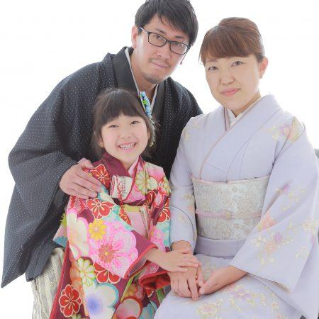 成瀬の写真館で、ご家族の記念写真はいかがですか(*^▽^*)