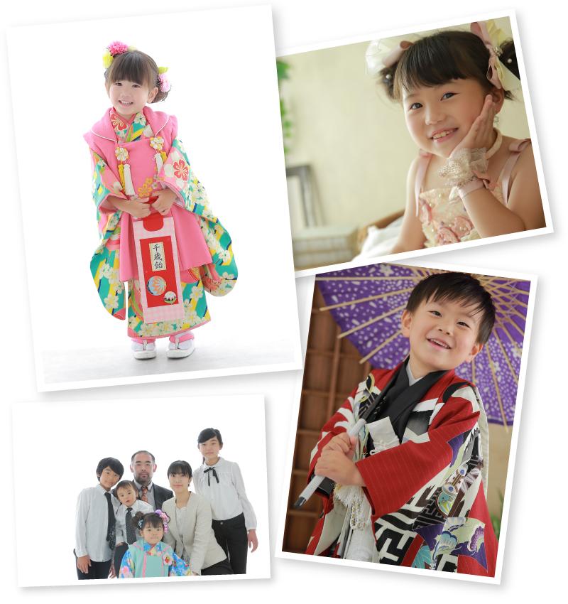 スタジオ凛成瀬店の七五三撮影キャンペーン